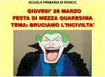 BRUCIAMO L'INCIVILTA' - Volantino