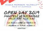 """Open Day alla Scuola primaria """"Olivelli"""" di Sale"""