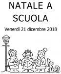 INIZIATIVA DOCUMENTATA CON DVD FINE A.S. Festa di Natale