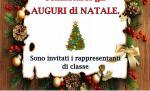 Festa di Natale a scuola-Volantino