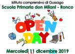 OPEN DAY - Volantino