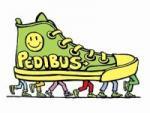 Il mezzo più ecologico: il  PEDIBUS-Volantino